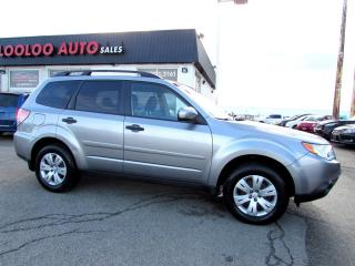 Used 2009 Subaru Forester 2.5X AWD Convenience Pkg Automatic Certified for sale in Milton, ON