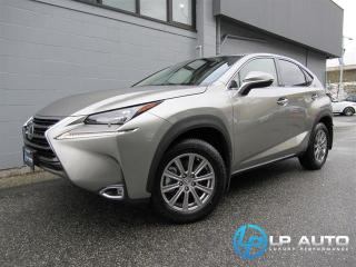 Used 2017 Lexus NX 200t 4dr All-wheel Drive for sale in Richmond, BC