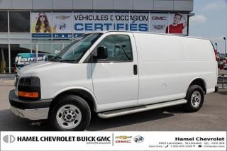 Used 2017 GMC Savana for sale in St-Léonard, QC
