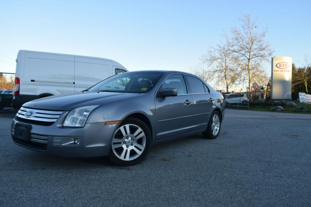 2006 Ford Fusion SEL AC/AUTO/PL/PW/CD/LEATHER