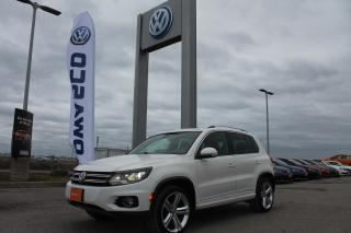 Used 2013 Volkswagen Tiguan 2.0 TSI Highline (A6) | Premium Audio!! for sale in Whitby, ON