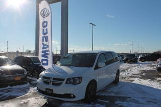 Used 2016 Dodge Grand Caravan R/T | Keyless Access + Heated Seats!! for sale in Whitby, ON