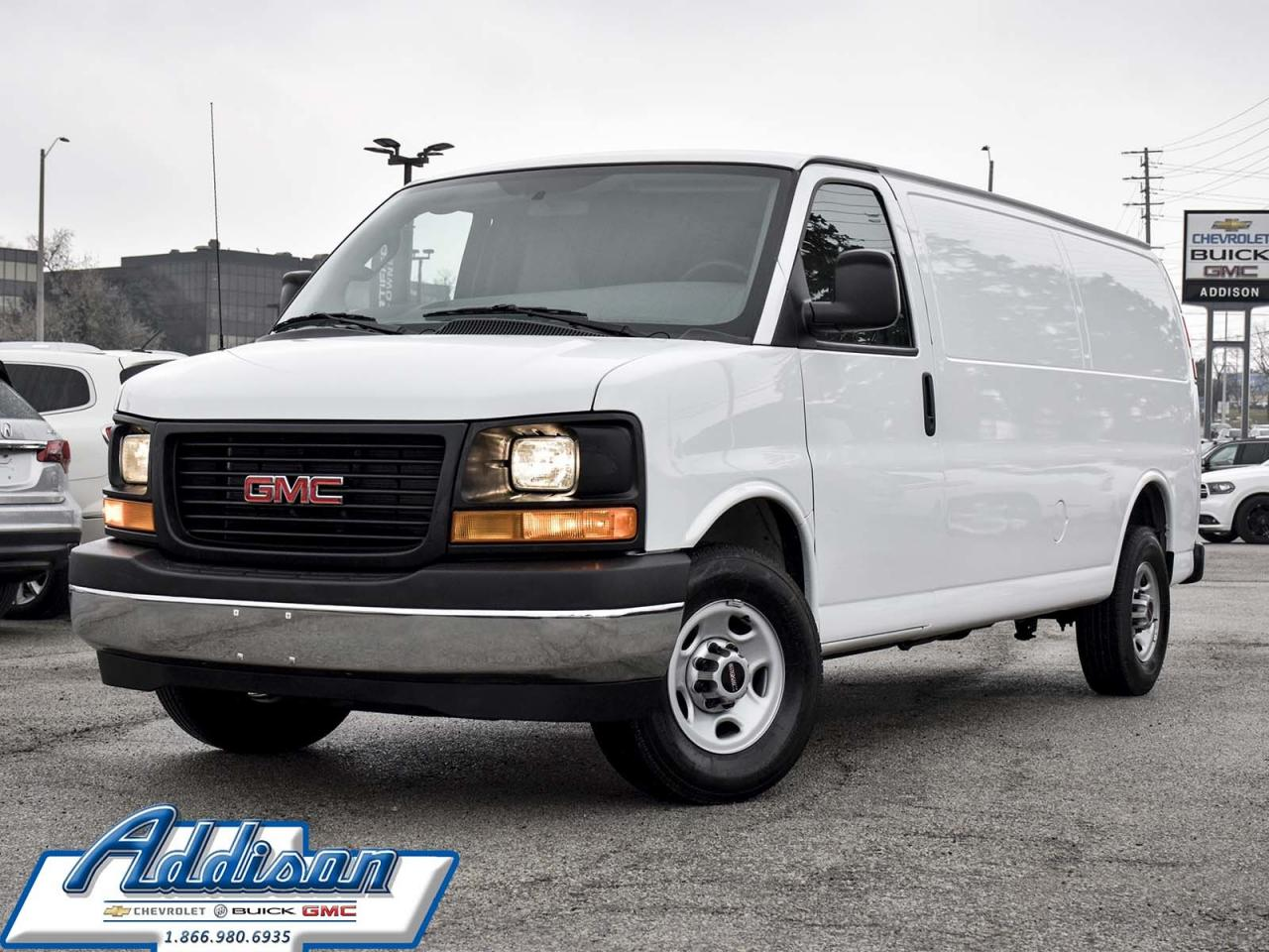 Used 2017 Gmc Savana 3500 Wt 3500 Extended One Owner For Sale In