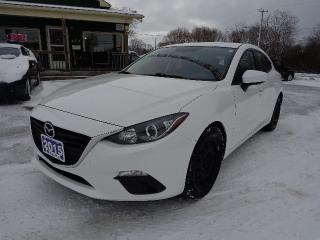 Used 2015 Mazda MAZDA3 Sport Sport for sale in Orillia, ON