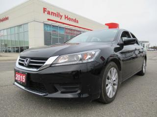 Used 2015 Honda Accord LX, BACK UP CAM! 4 NEW TIRES! for sale in Brampton, ON