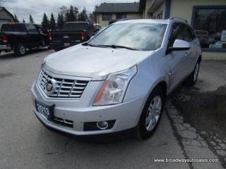 Used 2013 Cadillac SRX ALL-WHEEL DRIVE LUXURY EDITION 5 PASSENGER 3.6L - V6.. NAVIGATION.. LEATHER.. HEATED SEATS.. PANORAMIC SUNROOF.. BACK-UP CAMERA.. BOSE AUDIO.. for sale in Bradford, ON