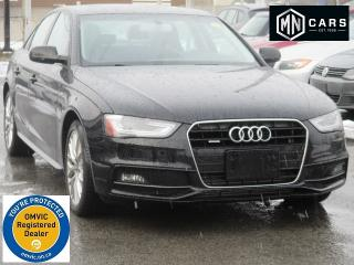 Used 2015 Audi A4 2.0T S-Line quattro Tiptronic for sale in Ottawa, ON