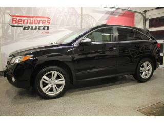 Used 2015 Acura RDX Premium AWD for sale in Lévis, QC