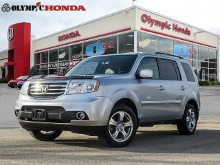 Used 2015 Honda Pilot EX-L RES for sale in Guelph, ON