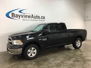Used 2017 RAM 1500 ST - ALLOYS! A/C! CRUISE! PWR GROUP! for sale in Belleville, ON