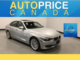 Used 2015 BMW 320i xDrive MOONROOF|ALLOYS for sale in Mississauga, ON
