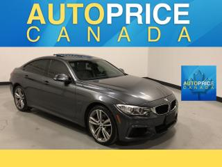 Used 2015 BMW 435i xDrive Gran Coupe M-SPORT PKG|NAVI|HEADS UP DISPLAY for sale in Mississauga, ON