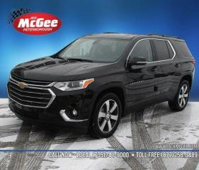 New 2019 Chevrolet Traverse 3LT for sale in Peterborough, ON