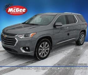New 2019 Chevrolet Traverse Premier for sale in Peterborough, ON