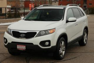 Used 2012 Kia Sorento EX V6 AWD | V6 | Leather | Heated Seats | CERTIFIED for sale in Waterloo, ON