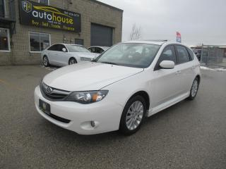 Used 2010 Subaru Impreza 5dr HB Man 2.5i for sale in Newmarket, ON