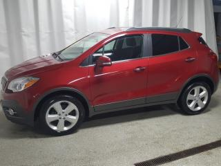 Used 2015 Buick Encore for sale in St-Hubert, QC