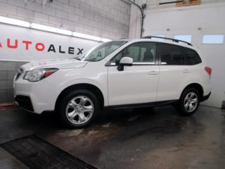 Used 2017 Subaru Forester 2.5i Pzev Awd Camera for sale in St-Eustache, QC