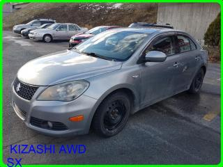 Used 2011 Suzuki Kizashi Cuir Toit Siege Ch for sale in Longueuil, QC