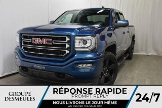 Used 2017 GMC Sierra 1500 Cam. Recul * Bluetooth * 12 500 -lb for sale in Laval, QC