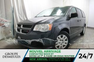 Used 2014 Dodge Grand Caravan SXT + BLUETOOTH + DÉMARREUR A DISTANCE for sale in Laval, QC