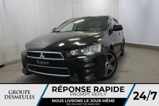 Used 2013 Mitsubishi Lancer SE + AWD + CVT + SUPER CONDITION for sale in Laval, QC