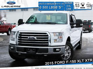 Used 2015 Ford F-150 Xlt Xtr 4x4 Cam for sale in Victoriaville, QC