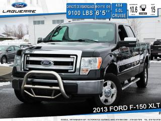 Used 2013 Ford F-150 Xlt Frein Remorque for sale in Victoriaville, QC