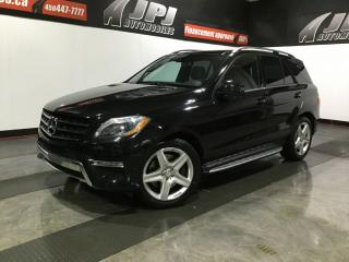 Used 2013 Mercedes-Benz ML-Class ML 550 4 portes 4MATIC for sale in Carignan, QC
