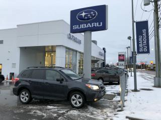 Used 2016 Subaru Forester 2.5i Convenience for sale in Gatineau, QC