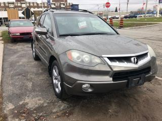 Used 2008 Acura RDX Tech Pkg for sale in Toronto, ON
