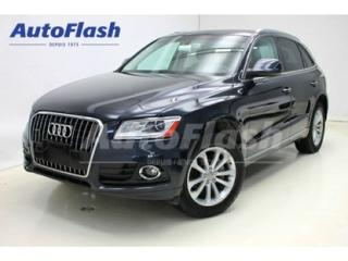 Used 2015 Audi Q5 Quattro Progressiv for sale in St-Hubert, QC