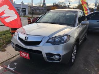 Used 2011 Acura RDX SH AWD for sale in Toronto, ON