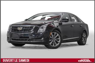 Used 2017 Cadillac XTS Professional for sale in Montréal, QC