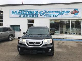 Used 2010 Honda Pilot EX-L for sale in St. Jacobs, ON