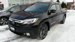 Used 2017 Honda Ridgeline Cabine multiplaces, 4 roues motrices Spo for sale in Rivière-Du-Loup, QC
