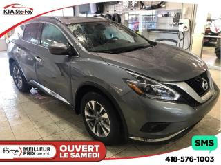 Used 2018 Nissan Murano Sv Awd Gps for sale in Québec, QC