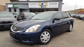 Used 2011 Nissan Altima 2.5 S for sale in Etobicoke, ON