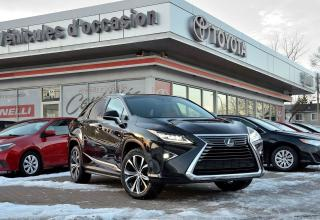 Used 2017 Lexus RX 350 LUXURY PKG for sale in Pointe-Claire, QC