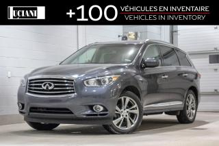 Used 2014 Infiniti QX60 Hybride Tech 1 A/c for sale in Montréal, QC