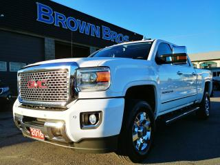Used 2016 GMC Sierra 3500 Denali, LOCAL, ACCIDENT FREE, NAVIGATION, LOADED for sale in Surrey, BC