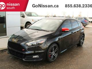 Used 2015 Ford Focus ST, LEATHER, NAVIGATION, SUNROOF for sale in Edmonton, AB