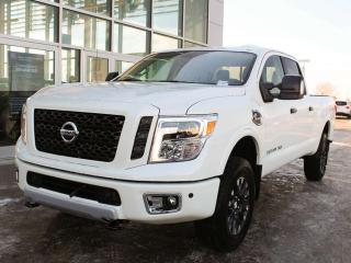 New 2019 Nissan Titan XD PRO-4X 4x4 Crew Cab 151.6 in. WB for sale in Edmonton, AB