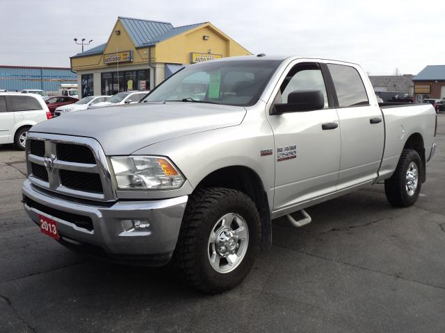2013 RAM 2500 SLT CrewCab 4x4 5.7L Hemi 6ft Box