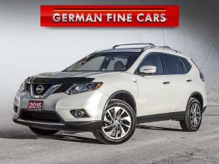 Used 2015 Nissan Rogue SL**YEAR END SALE!** for sale in Bolton, ON