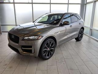 Used 2019 Jaguar F-PACE R-Sport - Original MSRP Over $82,500! for sale in Edmonton, AB
