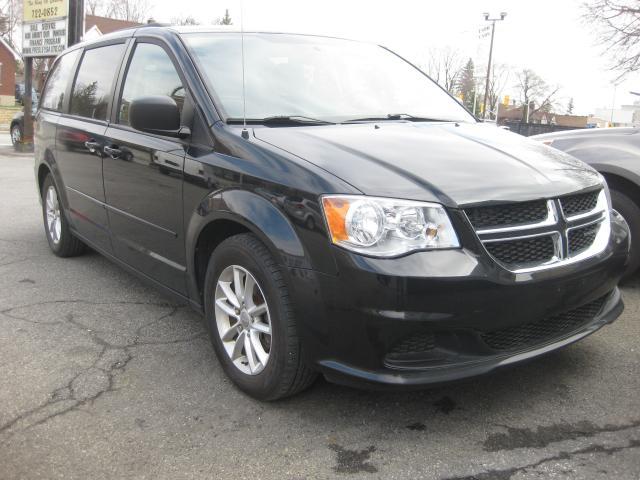 2012 Dodge Grand Caravan SXT 3.6L 6cyl. 7pass AC Stow N Go PL PM PW