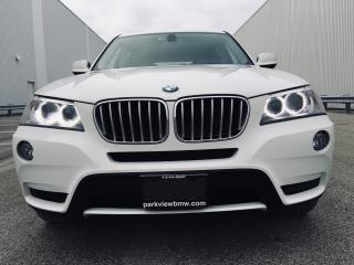 Used 2011 BMW X3 35i - Class Leading Design for sale in Mississauga, ON