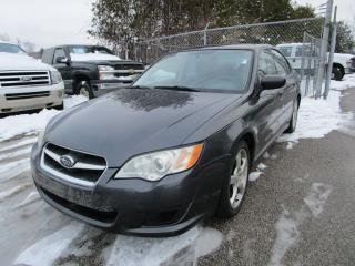 Used 2009 Subaru Legacy Special Edition for sale in Cookstown, ON