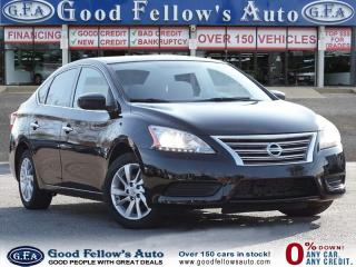 Used 2014 Nissan Sentra SV MODEL, SUNROOF, NAVIGATION, REARVIEW CAMERA for sale in Toronto, ON